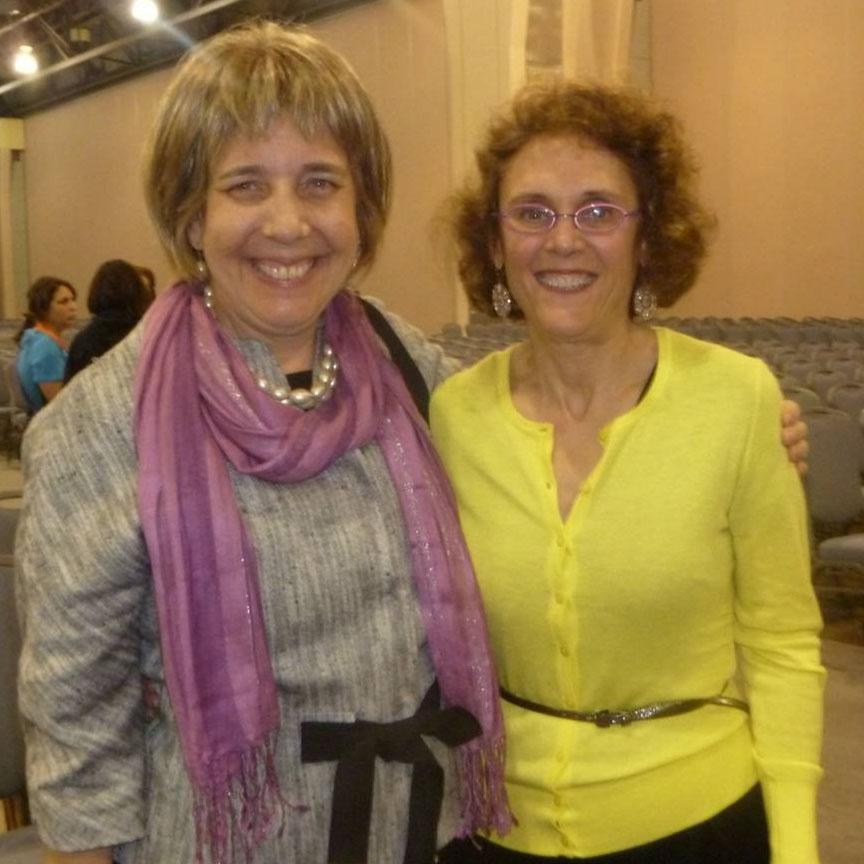 Jane Koomar & Ellen Cohn